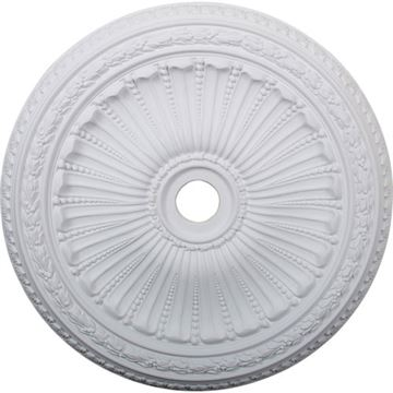 Restorers Architectural Viceroy Prefinished Ceiling Medallion