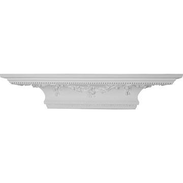 Restorers Architectural Victorian 36 Urethane Shelf