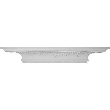 Restorers Architectural Victorian 48 Urethane Shelf