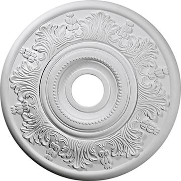 Restorers Architectural Vienna 20 Prefinished Ceiling Medallion