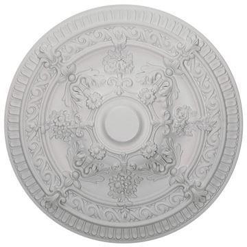 Restorers Architectural Vincent Prefinished Ceiling Medallion