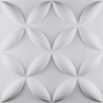Restorers Architectural Wallflower EnduraWall Decorative 3D Wall Panel