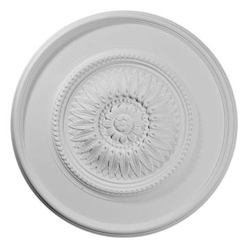 Restorers Architectural Wigan 29 3/4 Prefinished Ceiling Medallion