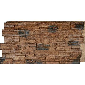 StoneWall Cascade Stacked Stone Faux Stone Wall Siding Panel