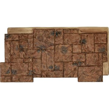 StoneWall Castle Rock Stacked Stone Faux Stone Wall Siding Panel