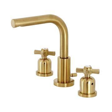 Fauceture Millenium Cross 8 Inch Bathroom Faucet