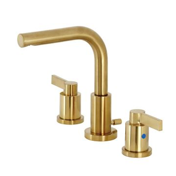 Fauceture NuvoFusion Lever 8 Inch Bathroom Faucet