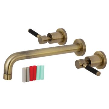 Restorers Kaiser 2-Handle Wall Mount Roman Tub Faucet