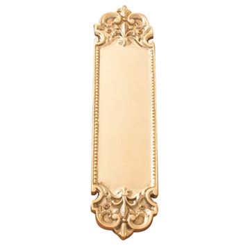 Brass Accents 12 3/4 Inch Push Plate