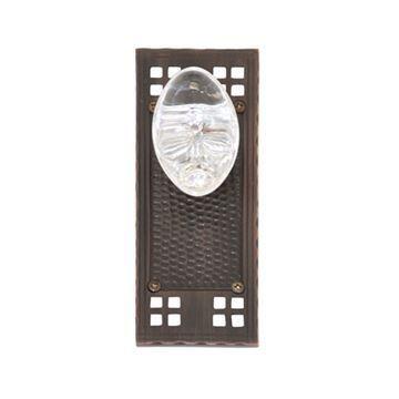 Brass Accents Arts & Crafts Interior Door Set - Georgetown Knob
