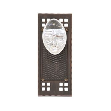 Brass Accents Arts & Crafts Interior Door Set - Georgetown Knob