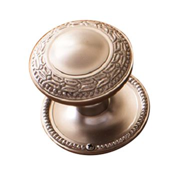 Brass Accents Laurel Interior Door Knob Set