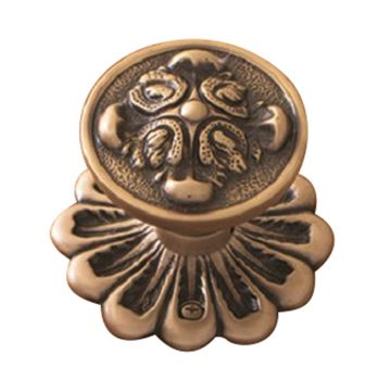 Brass Accents Maltesia Interior Door Knob Set