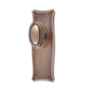 Brass Accents Manhattan Interior Door Set - Revere Knob