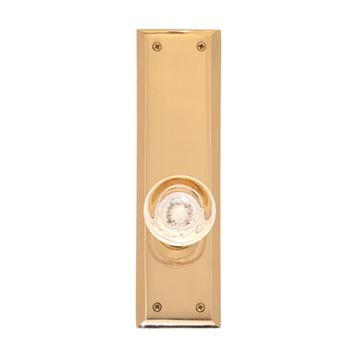 Brass Accents Quaker Interior Door Set - Empire Knob