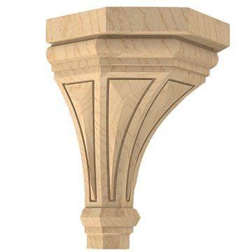 Designs of Distinction 12 Inch Pinnacle Corbel