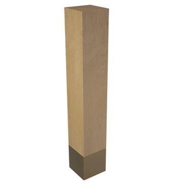 Designs of Distinction 3 x 18 Square Leg - Warm Bronze Sleeve