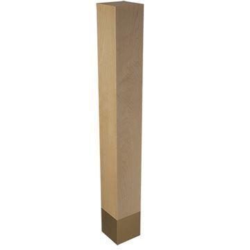 Designs of Distinction 3 x 24 Square Leg - Warm Bronze Sleeve