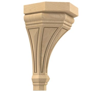 Designs of Distinction 6 11/16 Inch Pinnacle Corbel