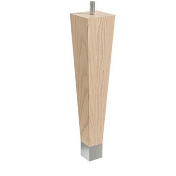 Designs of Distinction 9 Square Taper Foot - Aluminum Ferrule & Bolt