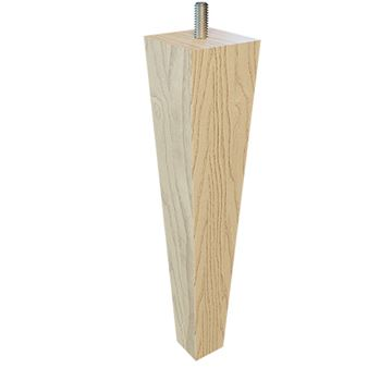 Designs of Distinction 9 Square Tapered Foot with Bolt