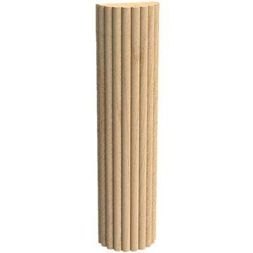 Designs of Distinction Create-A-Column 2 Half Round Reed Molding