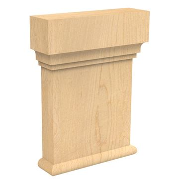 Designs of Distinction Create-A-Column Split Square Capital