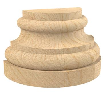 Designs of Distinction Create-A-Column Traditional Split Base - Pair