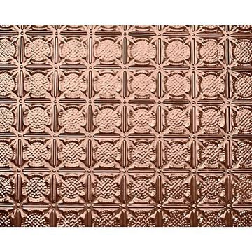 Shanko 3 Inch Small Circle Backsplash - 24 x 48 Inch