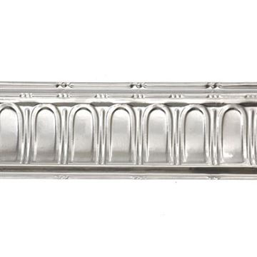 Shanko 6 Inch Arched Steel Cornice