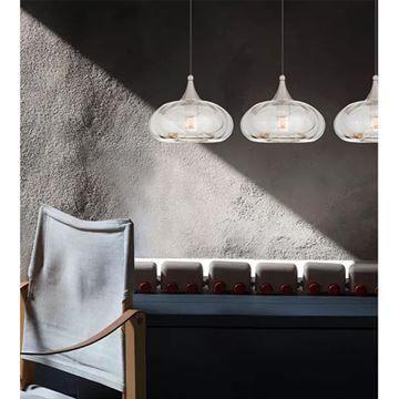 Livex Lighting 40603 Art Glass Pendant Light