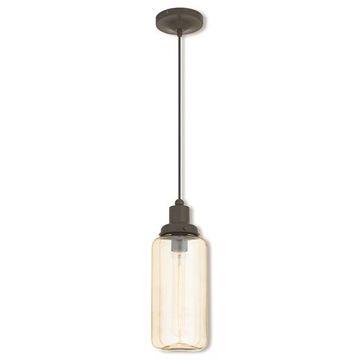 Livex Lighting 40634 Art Glass Pendant Light