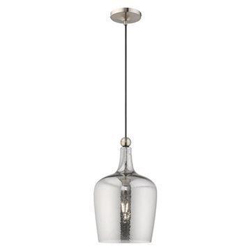 Livex Lighting 41244 Art Glass Pendant Light