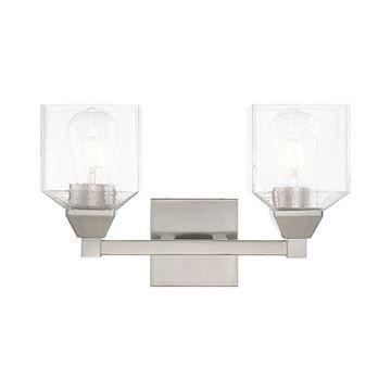 Livex Lighting Aragon 2-Light Vanity Fixture