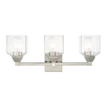 Livex Lighting Aragon 3-Light Vanity Fixture