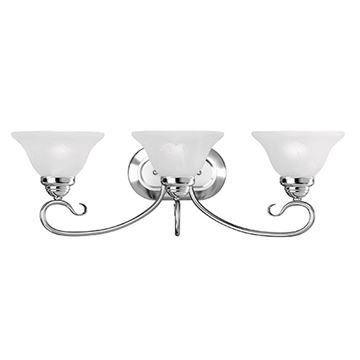 Livex Lighting Coronado 3-Light Vanity Light