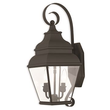 Livex Lighting Exeter Medium Outdoor Wall Lantern