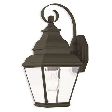 Livex Lighting Exeter Small Outdoor Wall Lantern