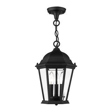 Livex Lighting Hamilton 14 Inch Outdoor Pendant Lantern
