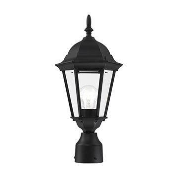 Livex Lighting Hamilton 18 Inch Outdoor Post Top Lantern
