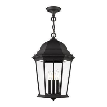Livex Lighting Hamilton 20 Inch Outdoor Pendant Lantern