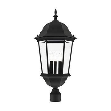 Livex Lighting Hamilton 27 1/2 Inch Outdoor Post Top Lantern