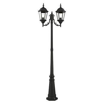 Livex Lighting Hamilton 2-Light Outdoor Post Light