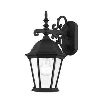 Livex Lighting Hamilton Outdoor 15 1/4 Inch Wall Lantern