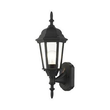 Livex Lighting Hamilton Outdoor 17 1/4 Inch Wall Lantern