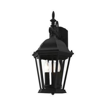 Livex Lighting Hamilton Outdoor 18 1/2 Inch Wall Lantern