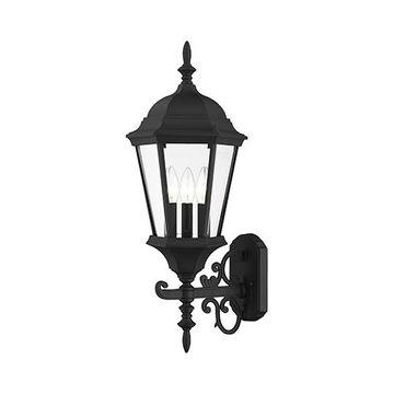Livex Lighting Hamilton Outdoor 24 1/2 Inch Wall Lantern