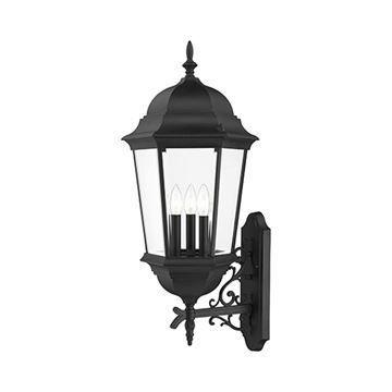 Livex Lighting Hamilton Outdoor 28 3/4 Inch Wall Lantern