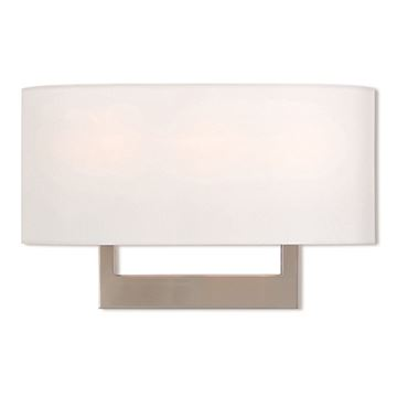 Livex Lighting Hayworth 16 Inch Off White Wall Sconce