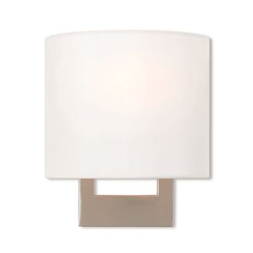 Livex Lighting Hayworth 8 Inch Off White Wall Sconce